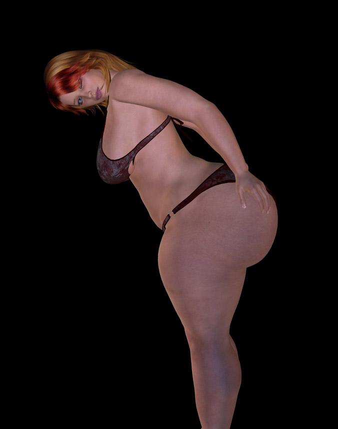 Big Butt by Smegman9