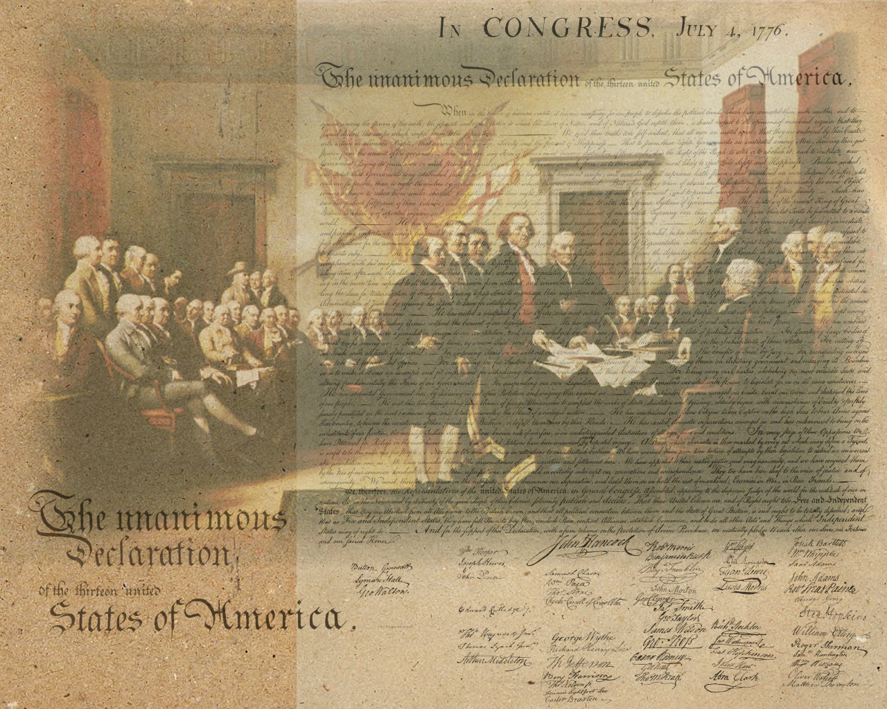 Declaration of Independence by olde-fashioned on DeviantArt