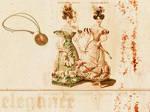 1830s Elegance Beauty Fashion