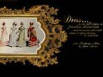 Regency Foursome wallpaper