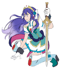 Collab - Mahou!Lucina (Beta) by Coffee-Apple