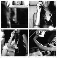 Girl's Nite Out by edoaja