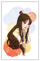Mystic Maya by franflipay