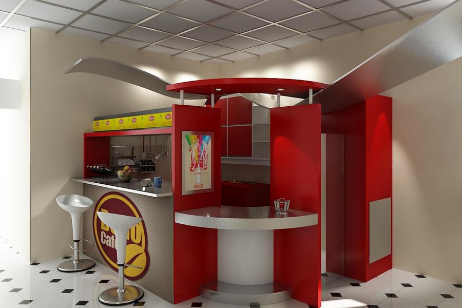 Kitchen By 0615110 On Deviantart