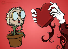 Anderplant Valentine by Octomantis
