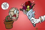 Anderplant Valentine Horror