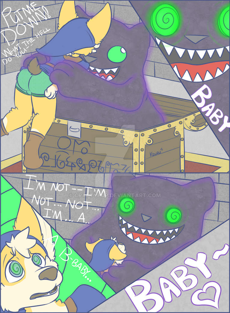 The Babymaker - Page 4 by CraftyPup