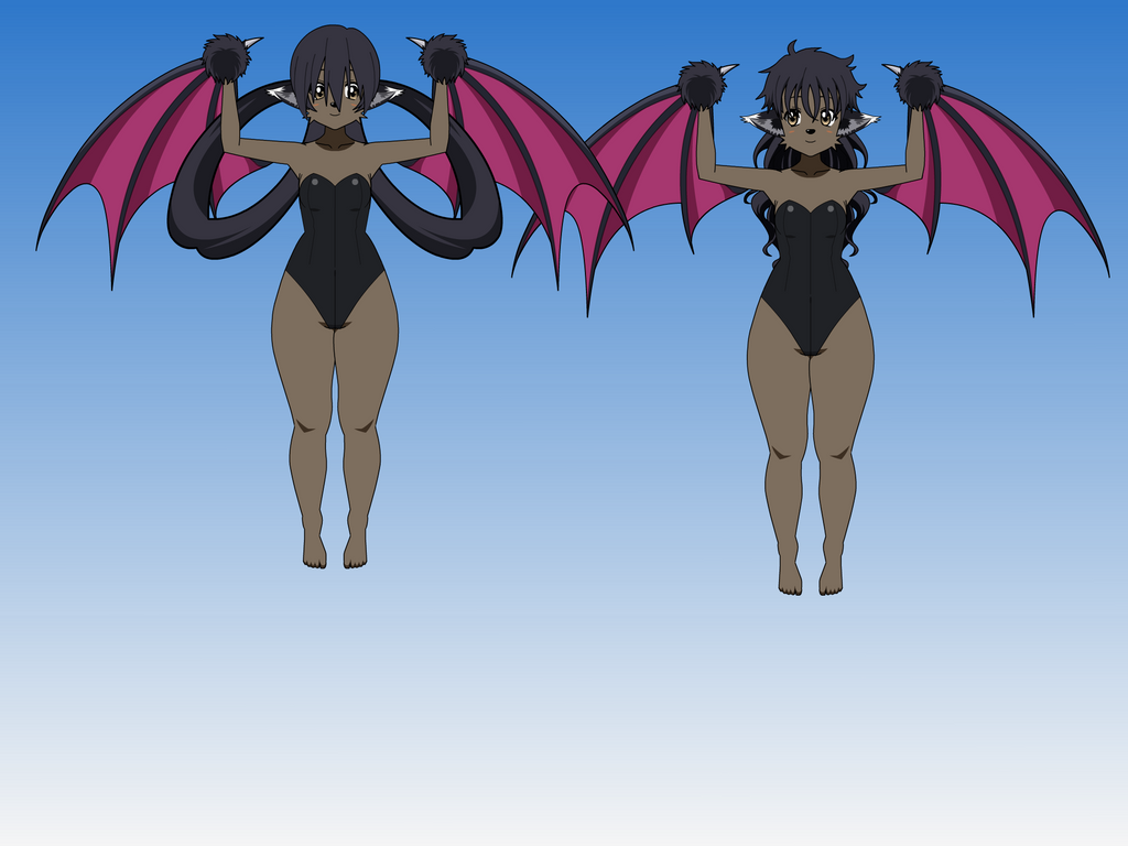 Bat Lovely's by KisekaeManiac
