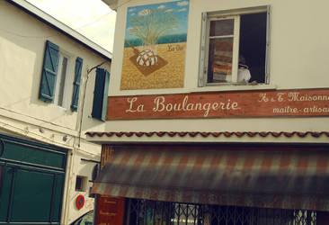 Le Boulangerie by DoriMaus