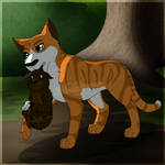 Firefeather and Tigerkit *NEW*