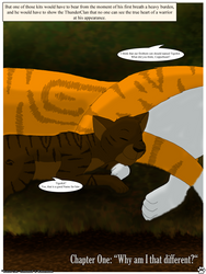 Warrior Cats: Tormented - Page 2 by Winterstream