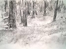 Landscape I by Maresy