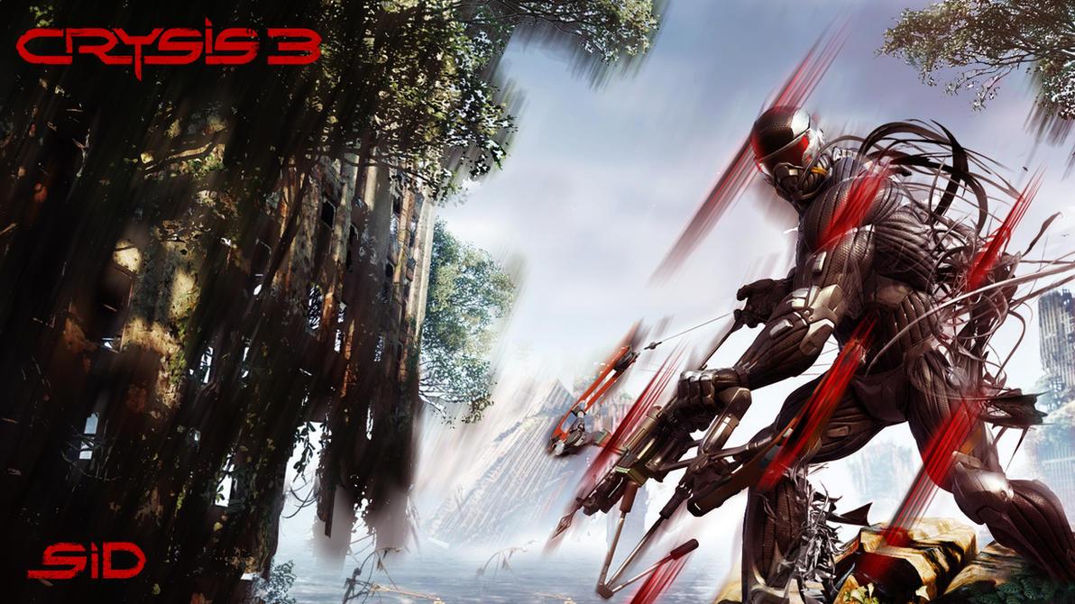 Crysis 3 By Multigold99 On DeviantArt