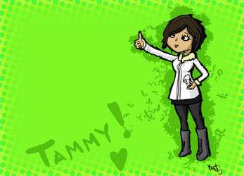 Gamer Tamara by Vantaj