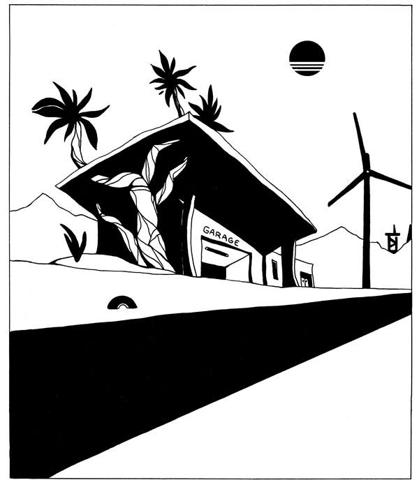 Supercar page 1 by graffittifunk