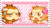 YoYo and CiCi Stamp