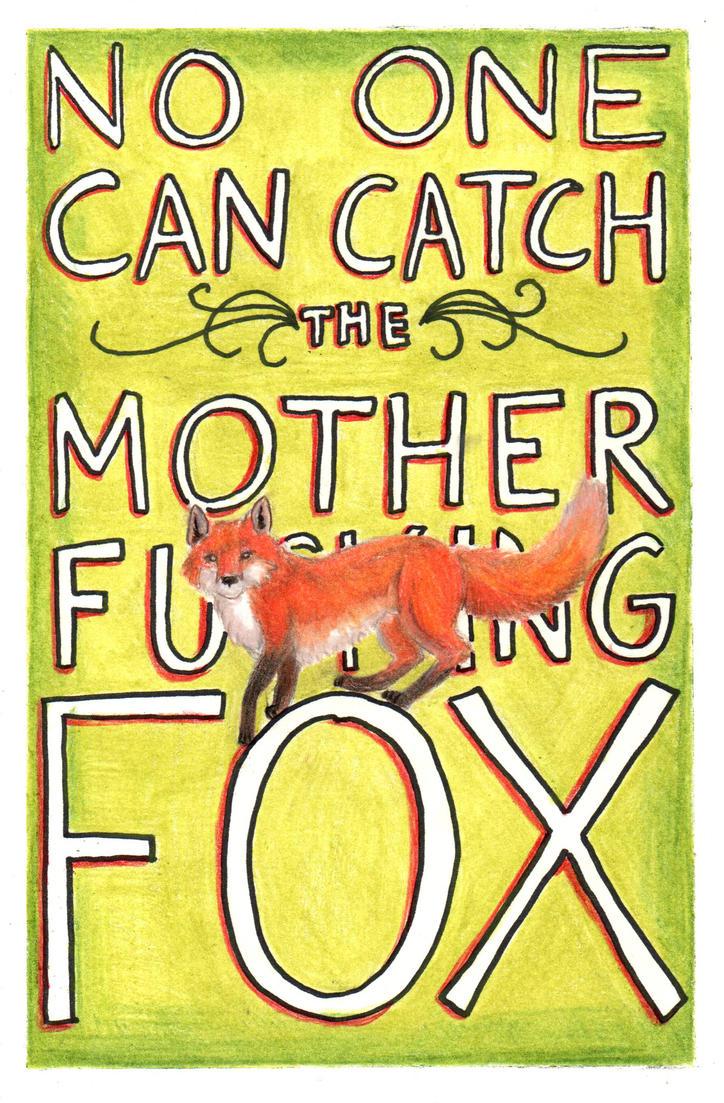 Mother-Foxer by BenevolentSlice