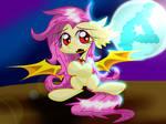 Flutter Bat
