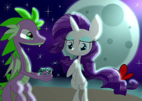 night of propose by LOVEHTF421