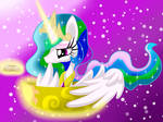 Celestia In Carriage