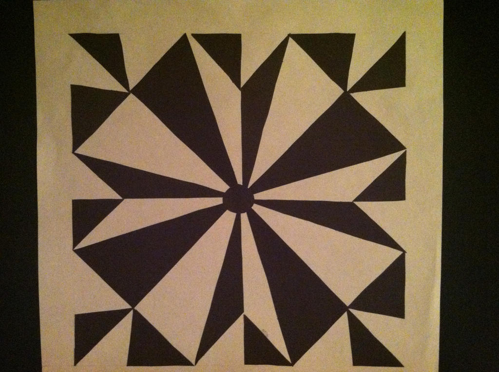 Black and white shapes by hartzler1 on deviantart for Black and white shapes
