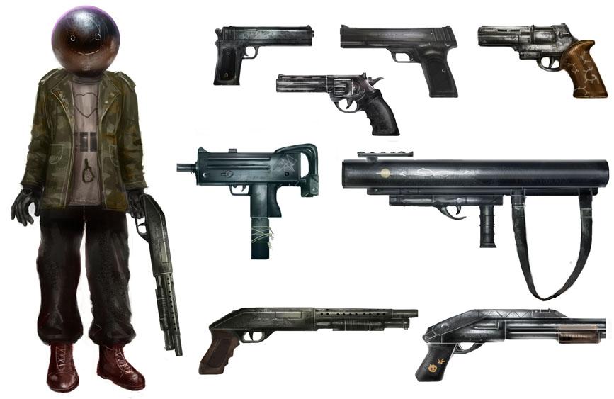 Gun Totter 1 by MDA-art
