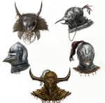 Helmet designs