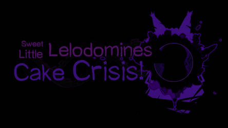 Sweet Little Lelodomine's Cake Crisis! Reveal by palinus