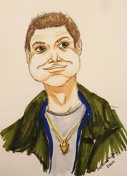 Supernatural Dean by alieks