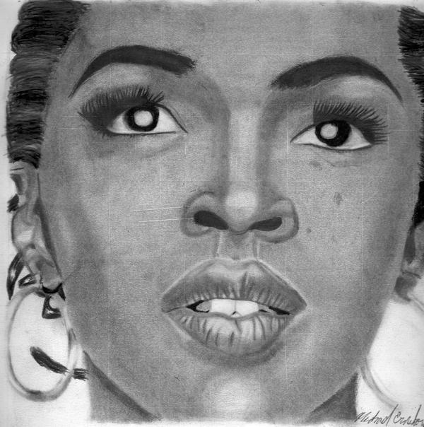 Lauryn Hill by mredhawk