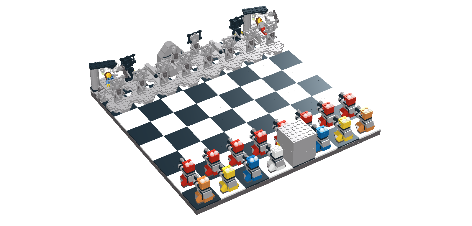 Best Ldd Doctor Who Chess Set By With Designer Chess Sets
