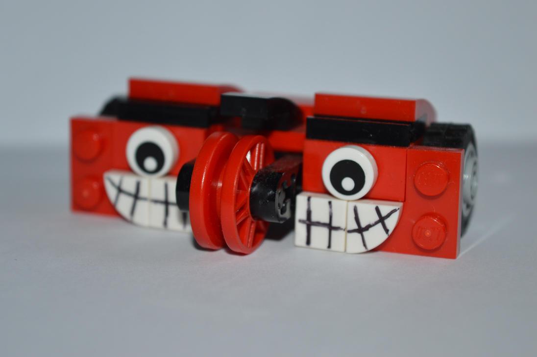 LEGO Diotoir - Robot Wars Series 10 by IHave2MuchFreeTime