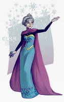 snow queen by felloliette