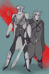 the maid of tarth and kingslayer