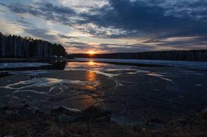Sunset 06 by Glotobarm