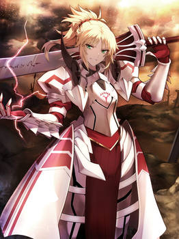 [Fate/Go]Mordred