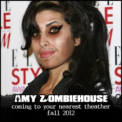 Amy Zombiehouse by sottho