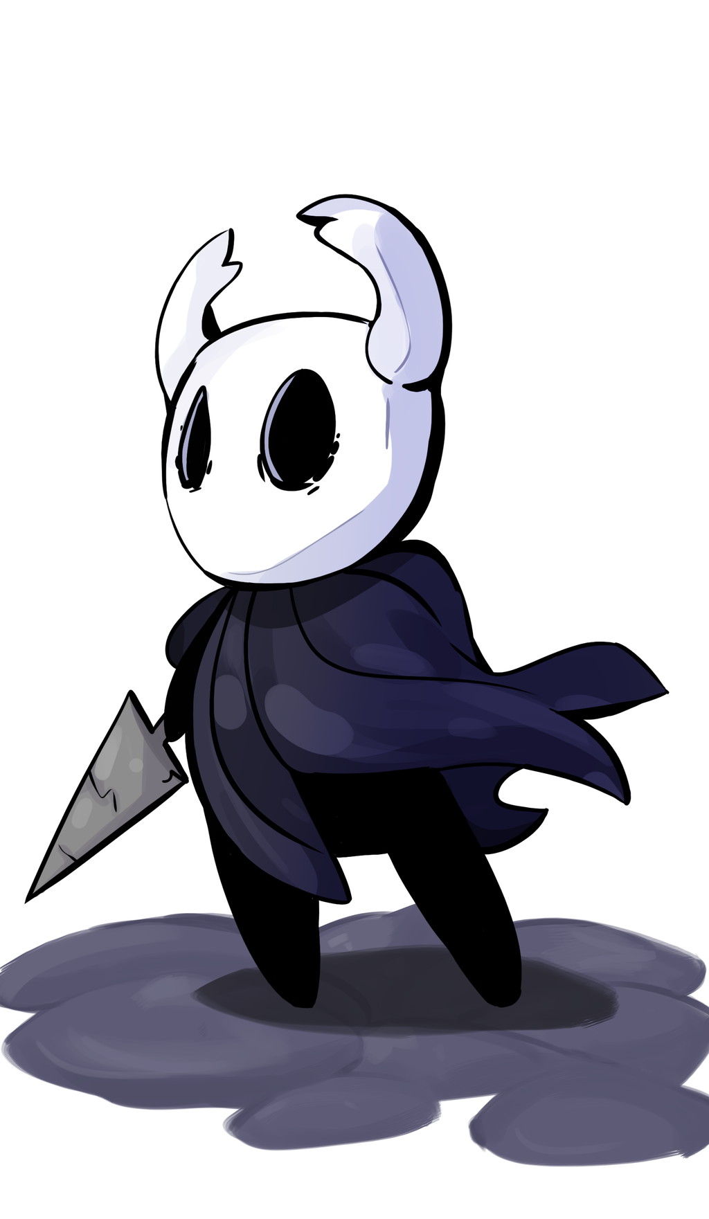 Hollow Knight by PsyDraws