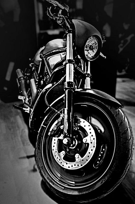 Another Harley Davidson by PrometheusTR