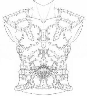 New LARP armor design