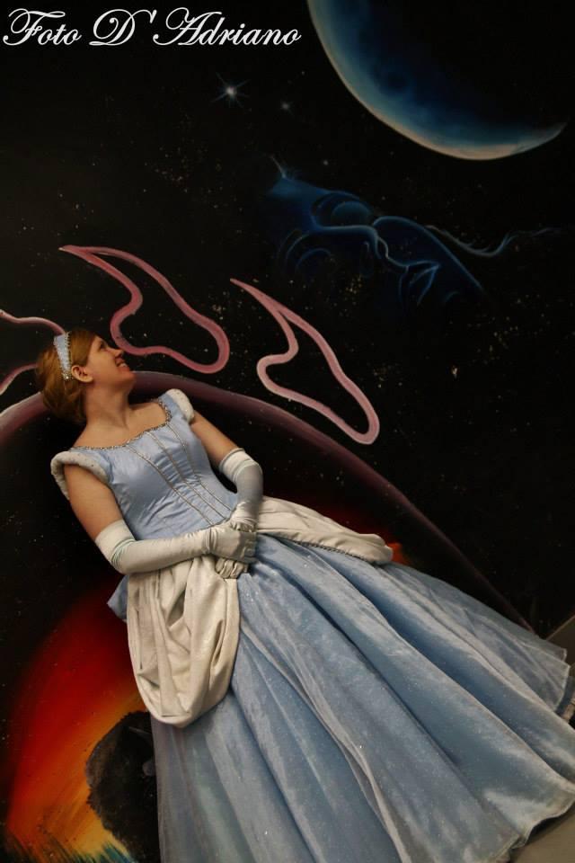 Cinderella: Moon by YunaAngelz