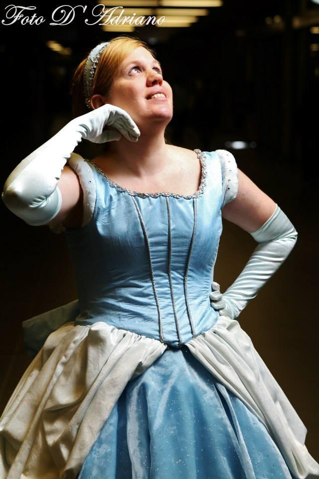 Cinderella by YunaAngelz