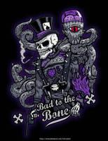 Bad to the bone by k3nnykid