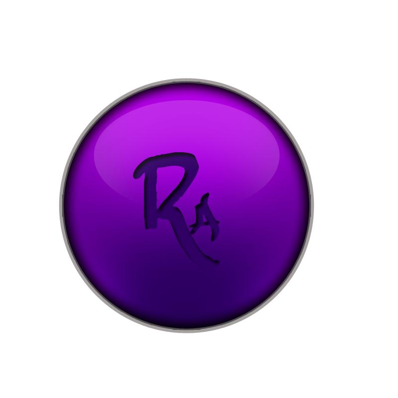 RainArts Orb Logo
