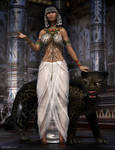 Panther Goddess