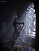 Dancing Shadows by JoePingleton