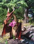 Dragon's Treasure by JoePingleton