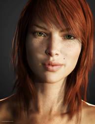 Ginger by JoePingleton