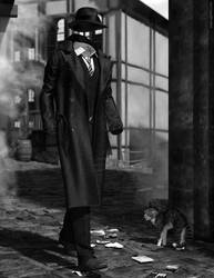 The Invisible Man by JoePingleton