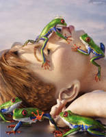 You Have To Kiss A Lot Of Frogs by JoePingleton
